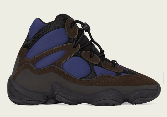 """Where To Buy The adidas Yeezy 500 High """"Tyrian"""""""