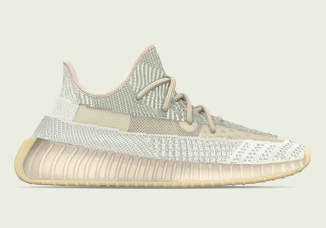 Il proprietario perturbazione Sopravvivenza  adidas Yeezy Boost 350 v2 Natural Release Info | SneakerNews.com