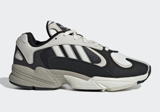 The adidas Yung-1 Is Back In Black And Bone White