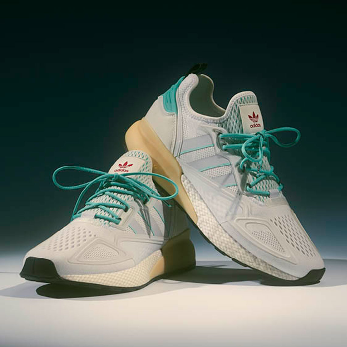 cuenco Habitar agrio  adidas ZX 2K Boost FX4172 Release Date | SneakerNews.com