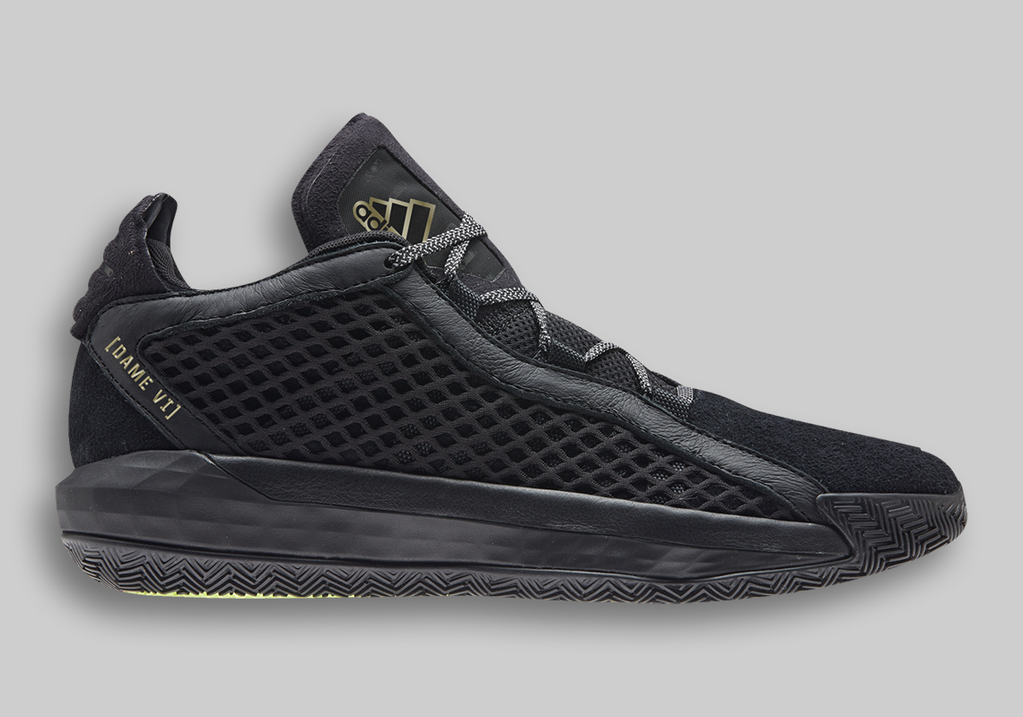 adidas Dame 6 Leather FV8627 Release Date   SneakerNews.com