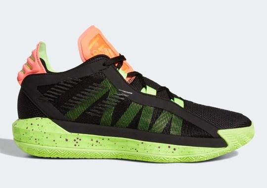 """adidas Dame 6 """"Signal Green"""" Drops On May 30th"""