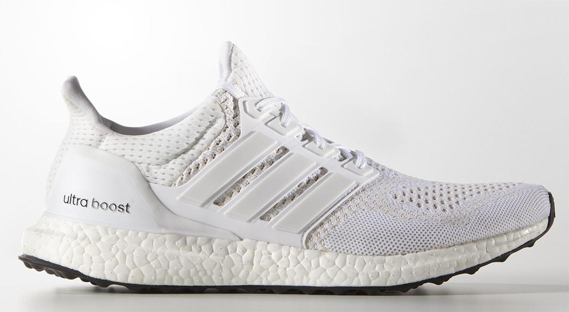 adidas Ultra Boost 1.0 Core White