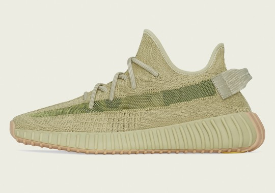 "adidas Yeezy Boost 350 v2 ""Sulfur"" Releases Tomorrow"