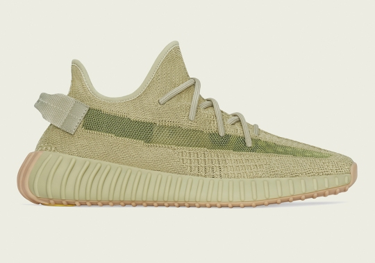 "adidas Yeezy Boost 350 v2 ""Sulfur"" Releases May 9th"