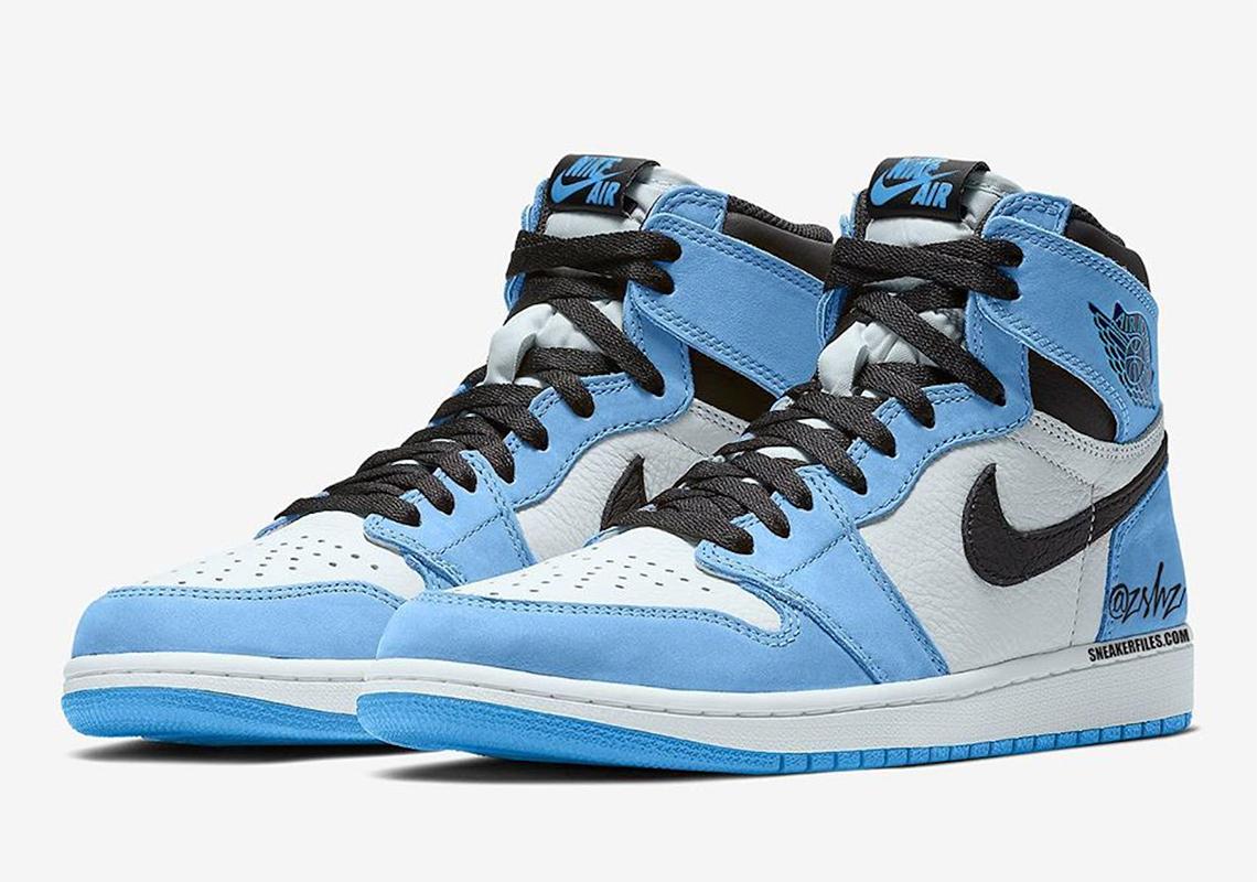 Air Jordan 1 University Blue 2021 Release Info | SneakerNews.com