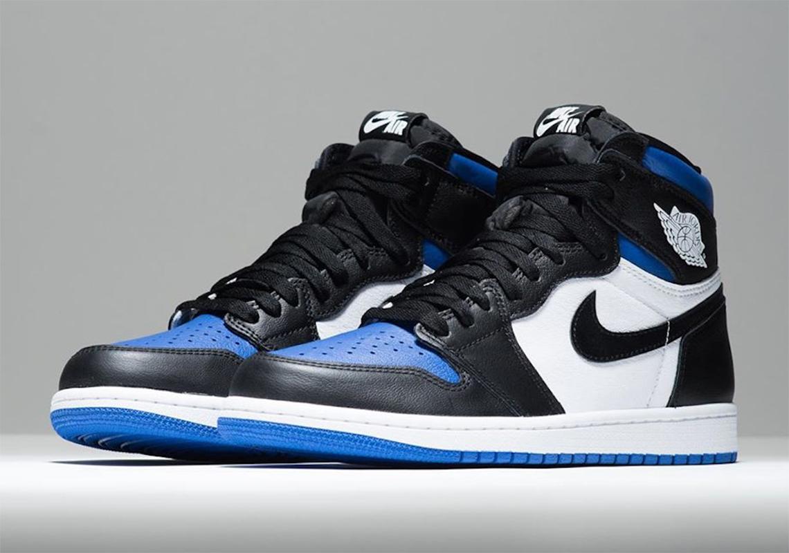 Air Jordan 1 High Royal Toe - Release Date | SneakerNews.com