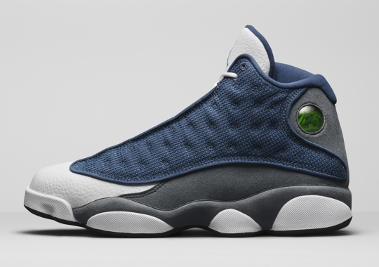 "The Air Jordan 13 ""Flint"" Releases Tomrrow"