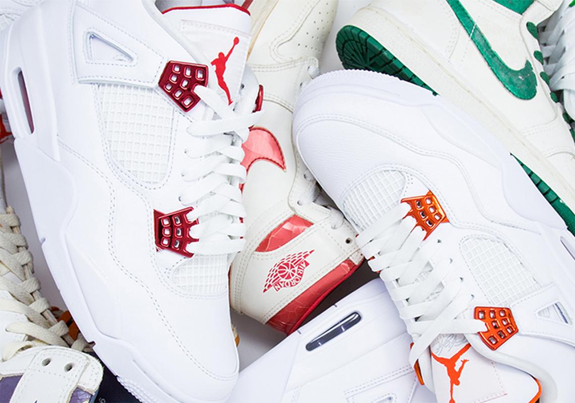 Air Jordan 4 Metallic Pack - Release