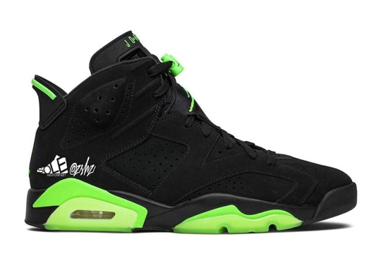 An Oregon-Inspired Air Jordan 6 Is Set For A Summer 2021 Release