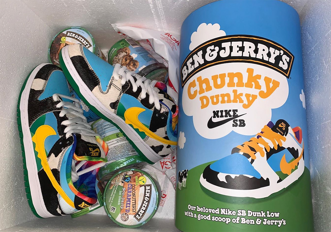 Nike SB Chunky Dunky Ice Cream Box | SneakerNews.com