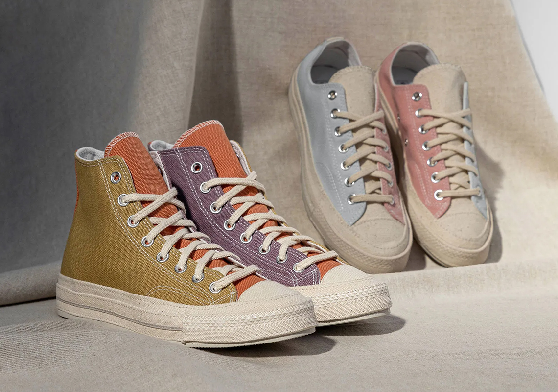 Converse Chuck 70 Tri-Panel Renew Release Date | SneakerNews.com