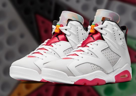 "Where To Buy The Air Jordan 6 ""Hare"""