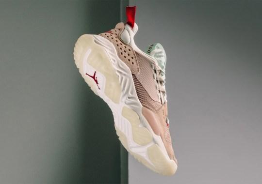 """The Jordan Delta SP """"Vachetta Tan"""" Is Available Now"""