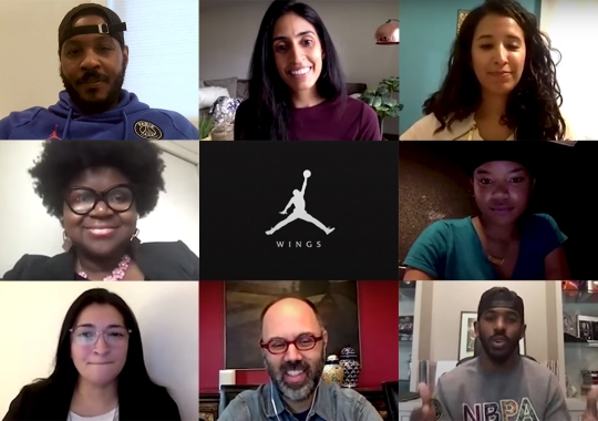 Jordan Brand's Wings Program Announces 32 Scholarship Recipients Across The Country