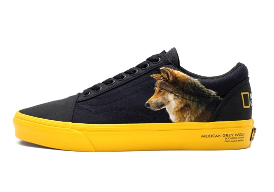 National Geographic And Vans Explore Five-Shoe Collaboration