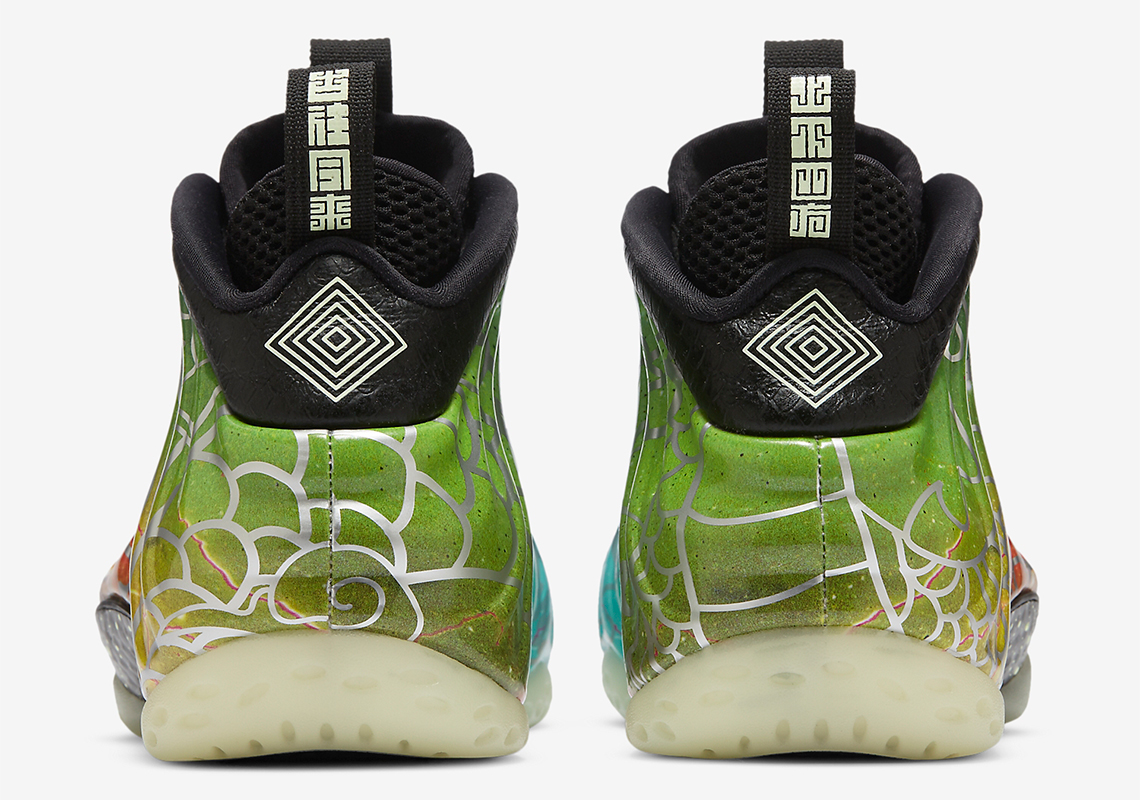 Nike Air Foamposite One PRM Abalone Dropping Next Year ...