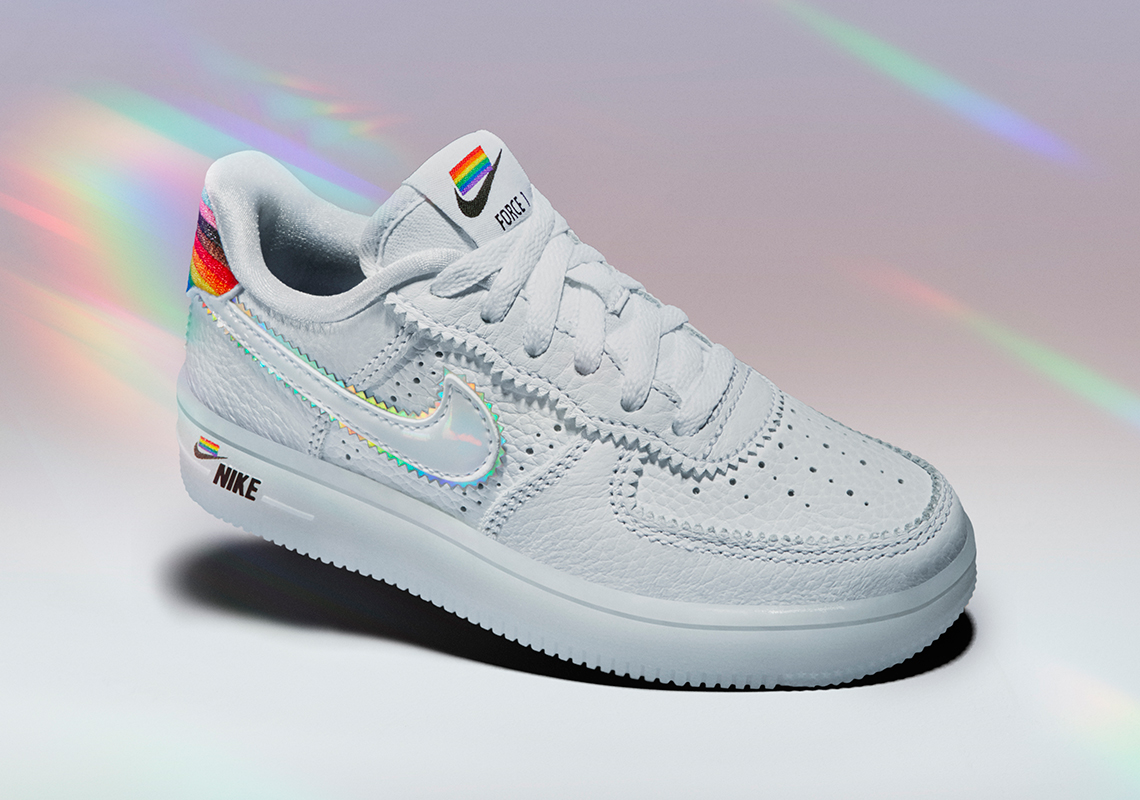 air force 1 pride