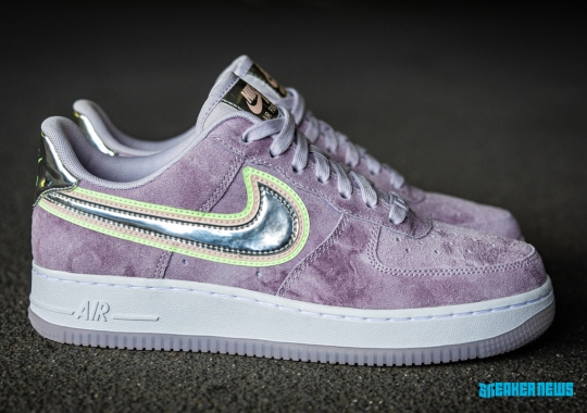The Women's Nike Air Force 1 Low P(HER)SPECTIVE Releasing In Late June