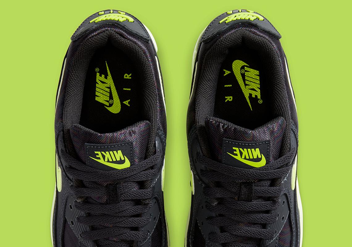nike air max black green