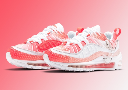 "Another Women's Colorway Of The Nike Air Max 98 ""Bubble Pack"" Appears"