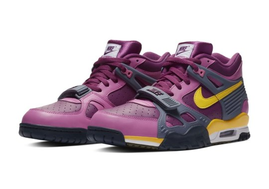 """The Nike Air Trainer 3 """"Viotech"""" From 2002 Is Making A Long-Awaited Return"""