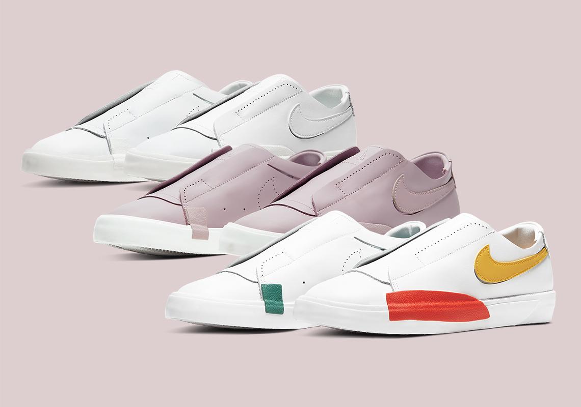 Nike Blazer Low Kickdown Multi-Color
