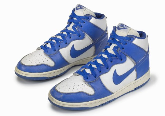The Nike Dunk Hi Retro Is Coming In 2021