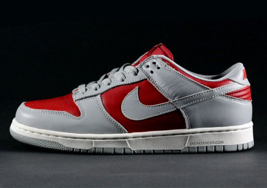The Nike Dunk Low Retro Movement Continues With Six More Colorways