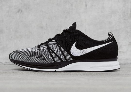 The Original Nike Flyknit Trainer In Black/White Possibly Returning In 2020