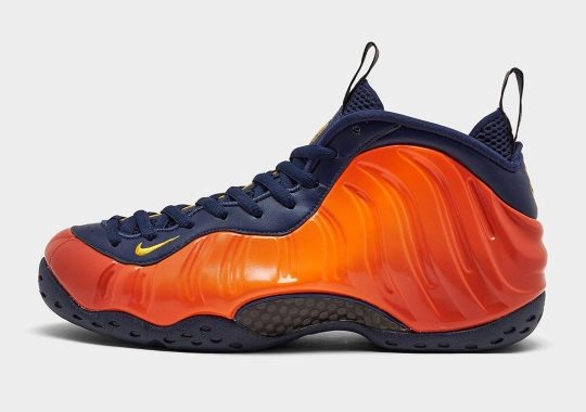 "Detailed Look At The Nike Air Foamposite One ""OKC"""