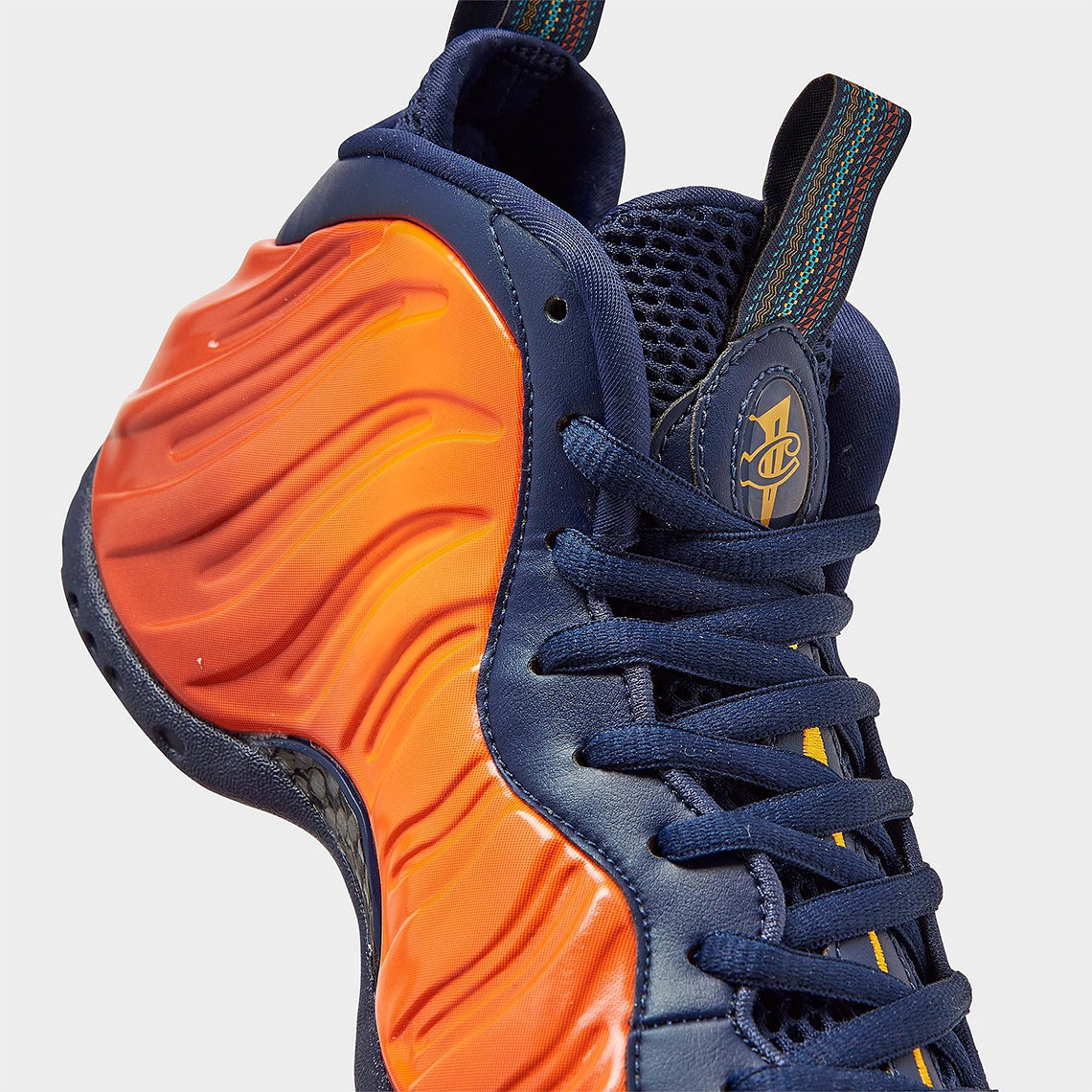 NEW MENS NIKE AIR FOAMPOSITE ONE DENIM ... eBay
