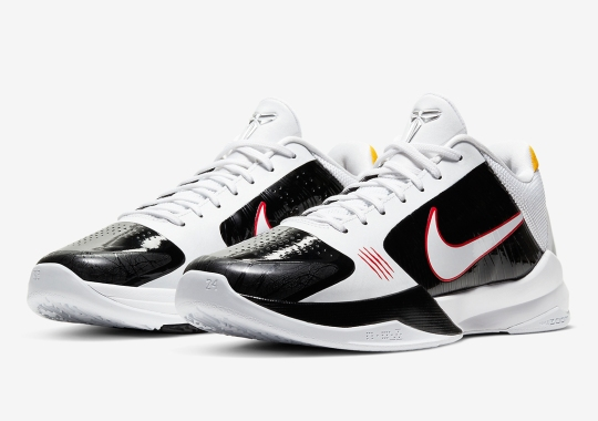 "Official Images Of The Nike Kobe 5 Protro ""Bruce Lee"" Alternate"