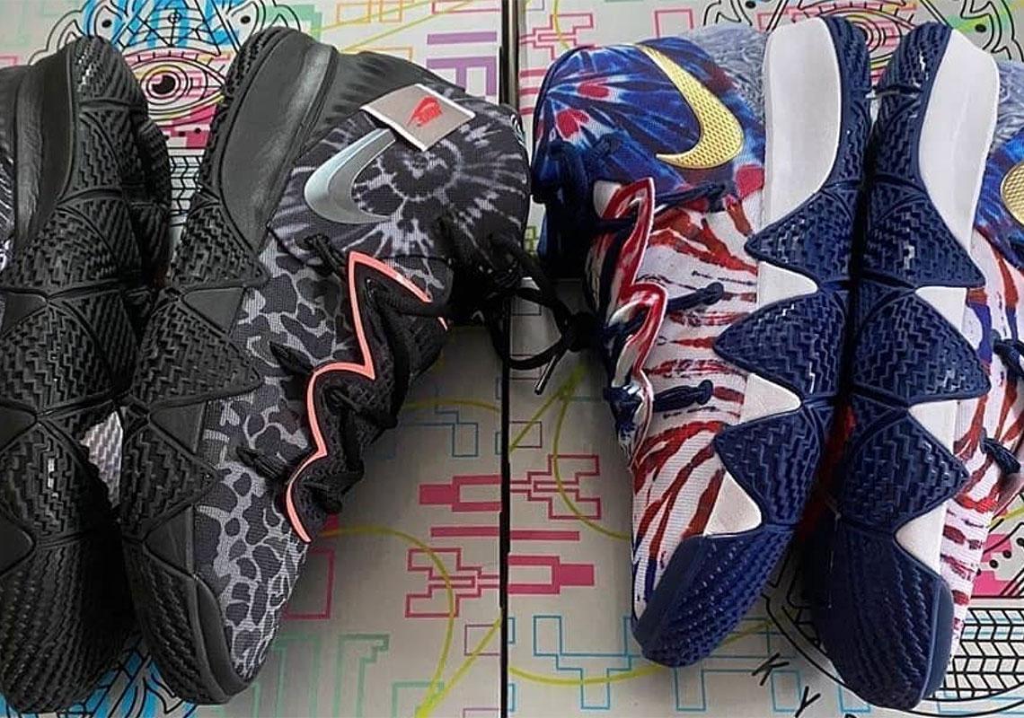 Nike Kyrie S2 Hybrid Release Info | SneakerNews.com