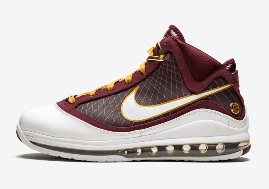 "Nike LeBron 7 ""Christ The King"" Returning In December"