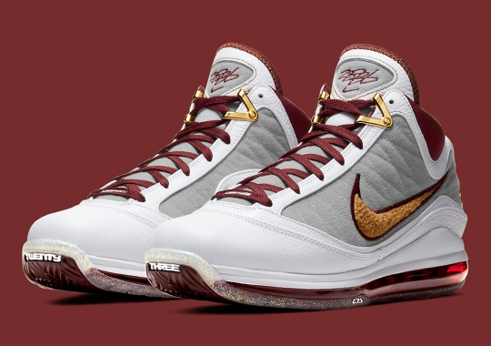 The Infamously Scrapped Nike LeBron 7 MVP Will Release In June 2020