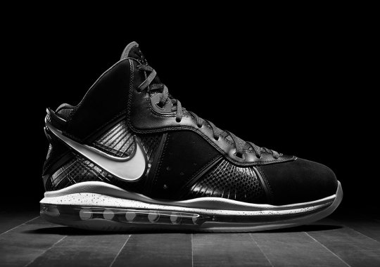 Nike Is Releasing A LeBron 8 Retro