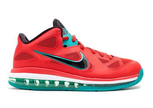 "Nike LeBron 9 Low ""Liverpool"" Returning In Late 2020"