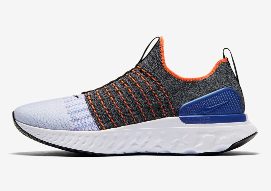 Nike Running's React Family Expands With The Phantom Run Flyknit 2