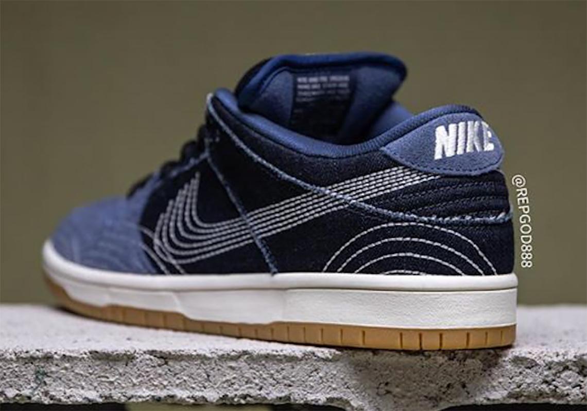 Nike SB Dunk Low Denim Release Info | SneakerNews.com