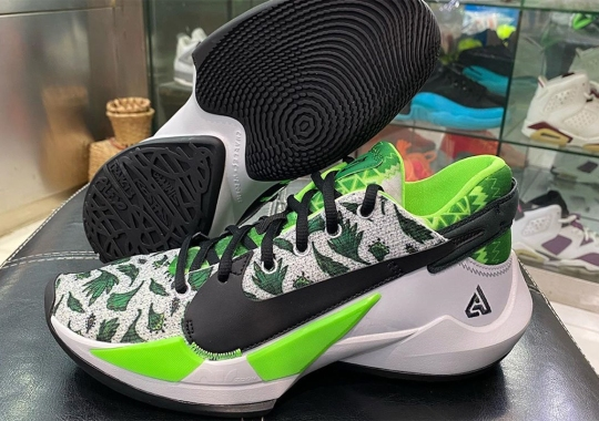 Best Look Yet At The Nike Zoom Freak 2