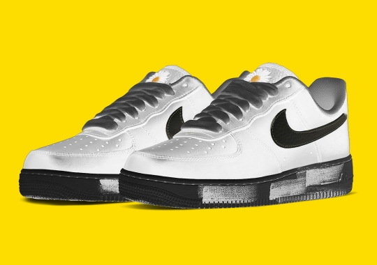 """G-Dragon And Nike Invert The Air Force 1 """"PARANOISE"""" For Holiday 2020"""
