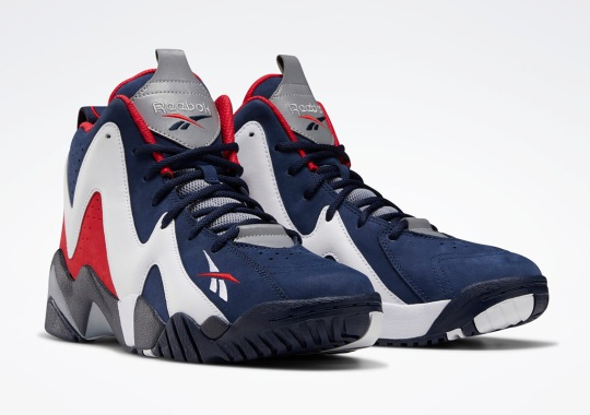 Shawn Kemp's Reebok Kamikaze II Gets A USA Colorway