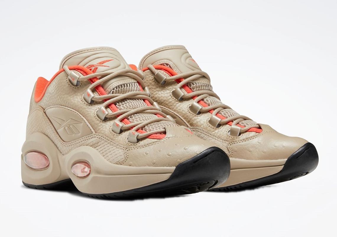 Soleado Sede pérdida  Reebok Question Low EF3151 Release Date | SneakerNews.com