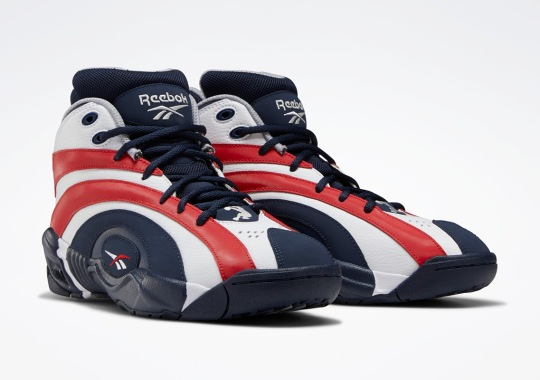The Reebok Shaqnosis Joins The USA Themes For Summer