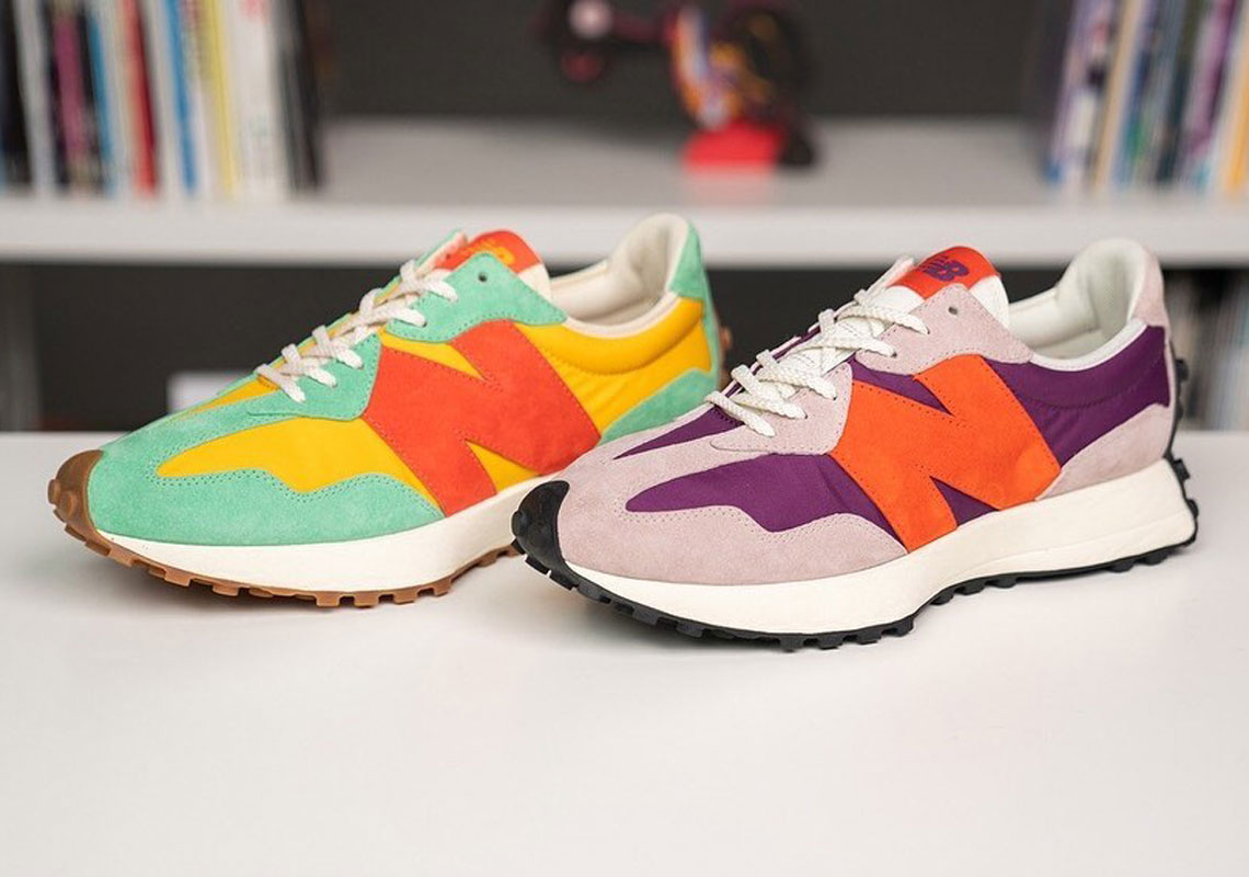 size? New Balance 327 – Official Release Date | SneakerNews.com
