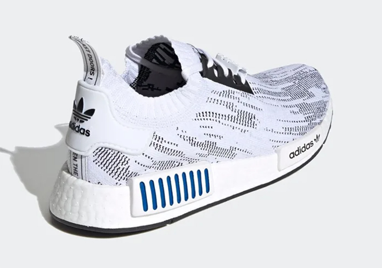 adidas NMD R1 Stormtrooper FY2457 White