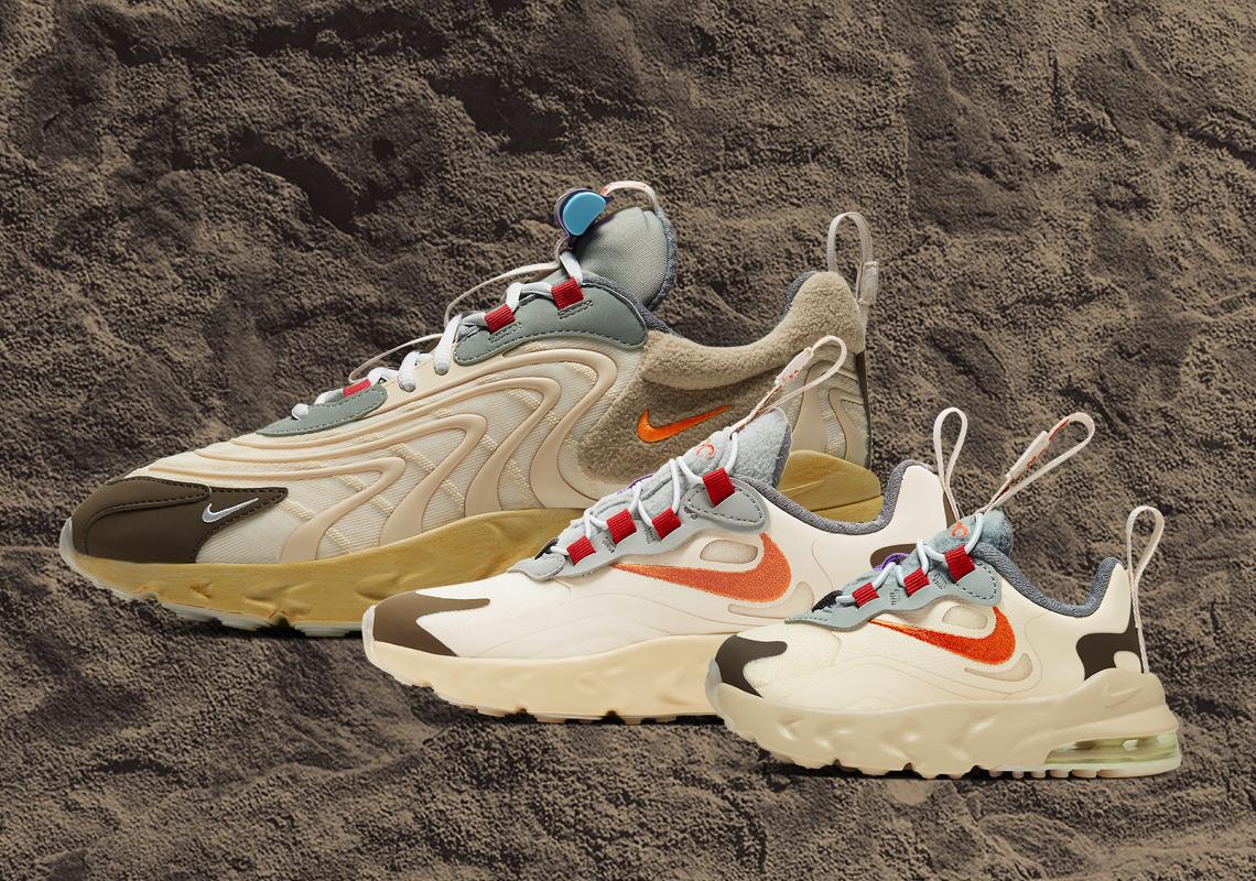 Reclamación dominar Que pasa  Travis Scott Nike Air Max 270 Cactus Trails Release Info | SneakerNews.com