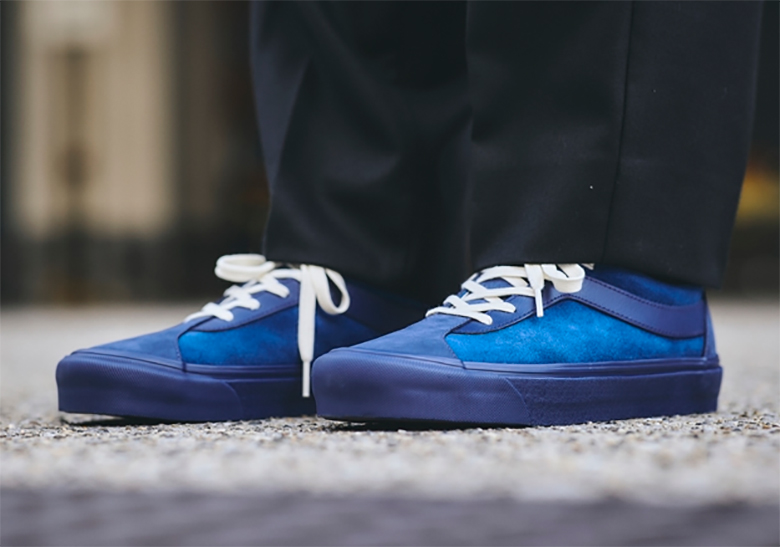 Vans Vault Bold Ni LX Blue - Release Info | SneakerNews.com