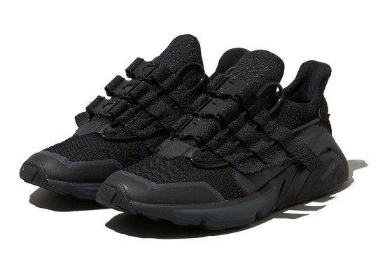 """White Mountaineering Delivers An Exclusive adidas LXCON In """"Triple Black"""""""